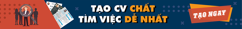 Các mẫu CV tiếng việt đang dùng nhiều hiện nay